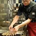 sateh van de grill javaans eetcafe